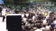 دکتر سعید جلیلی در همایش انتخاباتی دکتر جلیلی در ورزشگاه شهید شیرودی