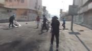 بحرین:1392/11/25:ادامه ناآرامی ها همزمان با سالروز قیام