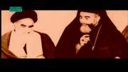 پیام  تبریک امام خمینی به مناسبت کریسمس