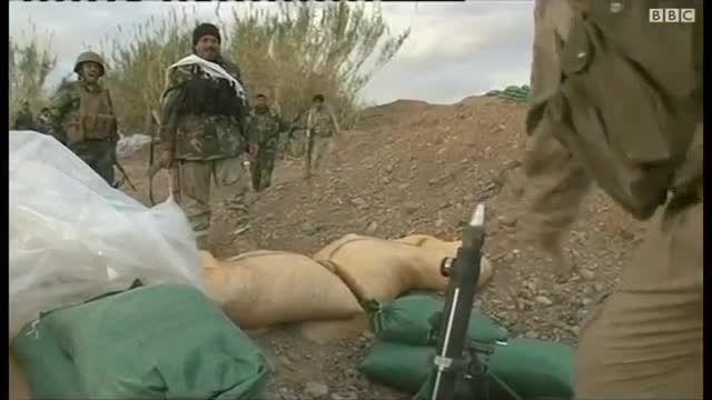 نبرد ارتش عراق با داعش در تکریت