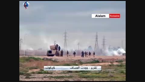 داوطلبان عراقی برای مقابله با داعش آماده می  شوند