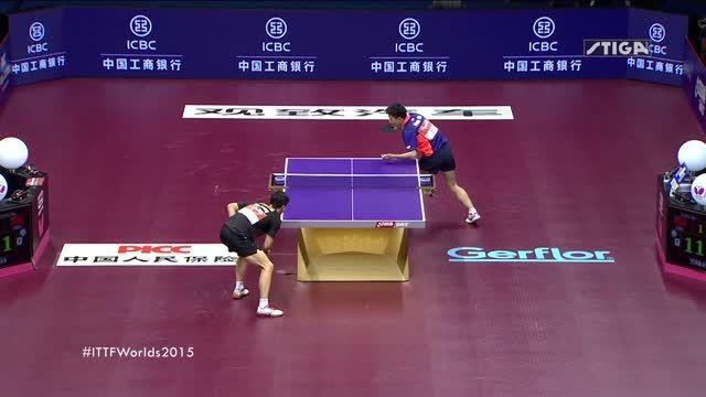 امتیاز قرن تنیس روی میز در چین رقم خورد