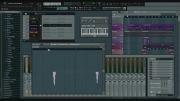 آموزش ربع پرده کردن در FL Studio