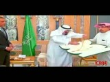 خیانت پادشاه عربستان