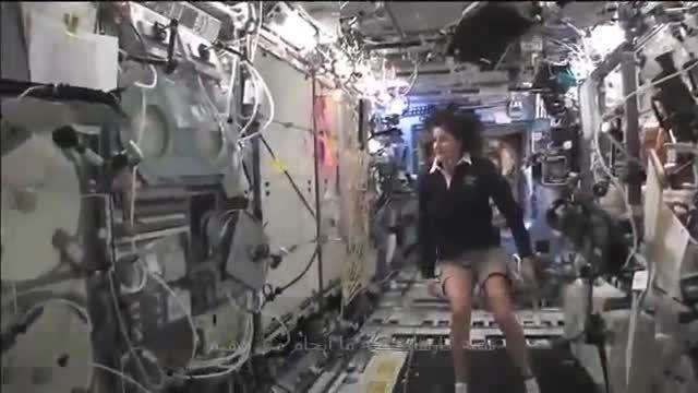 زندگی در ایستگاه فضایی بین المللی قسمت ۲