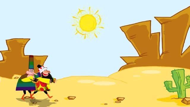 انیمیشن طنز سیاسی/ گره زدن آب خوردن مردم به مذاکرات!!!