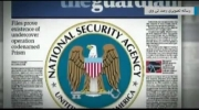 جاسوسی اینترنتی آمریکا