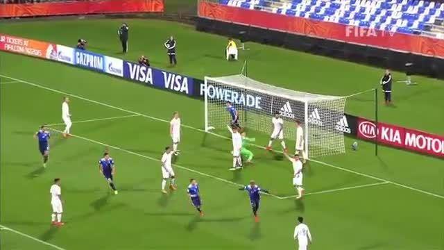 بازی : نیوزلند VS آمریکا (جام جهانی زیر 20 ساله ها)