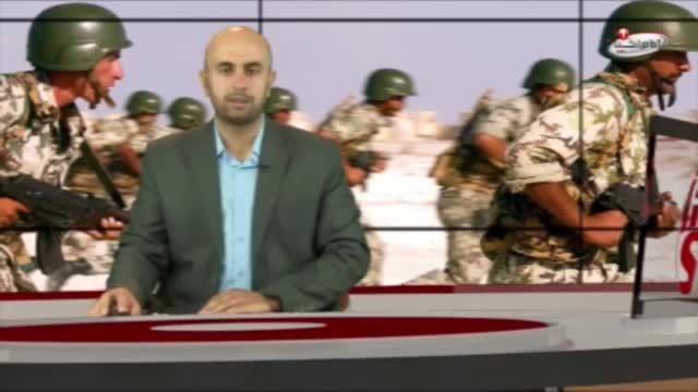 دستگیری یکی از جلادان داعش