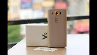 LG V10 با فریم طلای 24 عیار