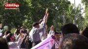 تجمع روز ملی عفاف و حجاب در تهران