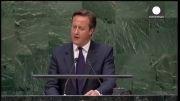 نخست وزیر بریتانیا خواستار همکاری ایران در نبرد با داعش