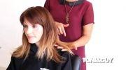 آموزش کامل تکنیک های رنگ کردن مو مش دکلره همراه با مدرک