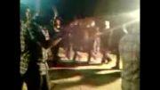 عرب های استان ایلام (رقص چوبیه) شهر دهلران