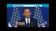 زنی که اوباما را غافلگیر کرد