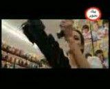 انجلینا جولی بازیگر محبوب هالیوود - حرکات اکشن آنجلینا در سینمای هالیوود حتما ببین....
