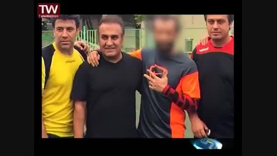 صحبت هایی در مورد امیر تتلو در اخبار صدا و سیما شبکه دو