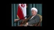 وقتی هاشمی رفسنجانی هم منتقد اصلاح طلبان می شود !