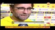 فوتبال 120- خروج بروسیا دورتموند از بحران
