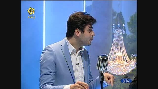اجرای بسیار زیبای حسین توکلی با همراهی علی ضیا!!!