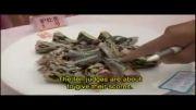 غذاهای زنده و سریع چینی