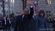 دیدار ظریف و اوباما (طنز)