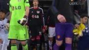 بایرن لورکوزن 0-5 منچستر یونایتد/ گروه A لیگ قهرمانان اروپا