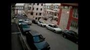 سارقان حرفهای در 65 ثانیه از زانتیا سرقت کردند.....