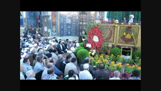 مقام حضرت علی بالاتر از انبیای الهی قبل از اسلام است
