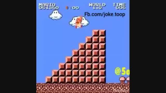ماریو ورژن داعش