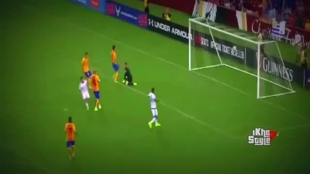 بارسلونا 2 - 2 چلسی (2 - 4 در ضربات پنالتی)