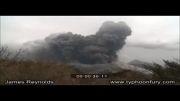وحشتناک ترین و دیدنی ترین فوران های آتشفشانی دنیا!!