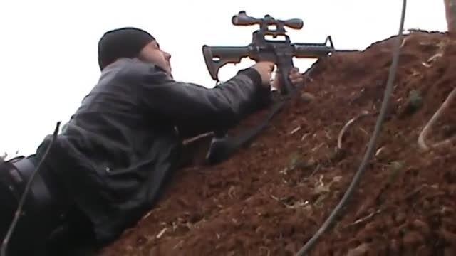 هلاکت داعشی بی ناموس