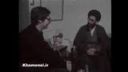دیدار حضرت آیتالله خامنهای با بازداشتشدگان