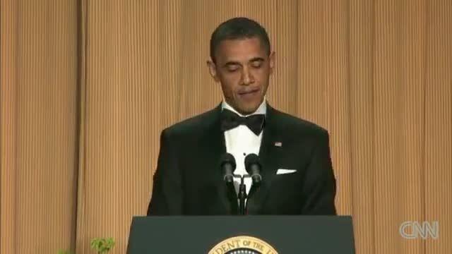 کلیپ طنز  باراک اوباما رئیس جمهور امریکا