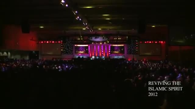 سامی یوسف- اجرای رنده ترانه سلام در مجمع جهانی RIS