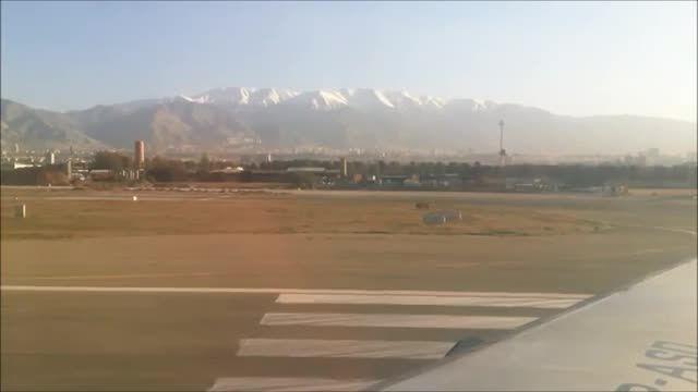 بلیط لحظه آخری - بوئینگ 724 تهران مشهد