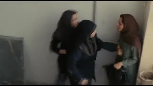 سکانس بازداشت متهم زن (1)