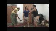 رقص خنده دار پسران بیکار ایرانی