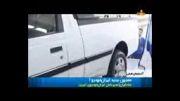 محصول جدیدگروه خودروسازان آذربایجان شرقی(ایران خودرو)