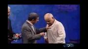 وقتی احمدی نژاد از خنده می ترکد...