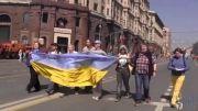 دستگیری دیروز اول می در اکراین روز کارگر