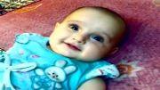 حرف زدن با نمک نوزاد 5 ماهه !!!