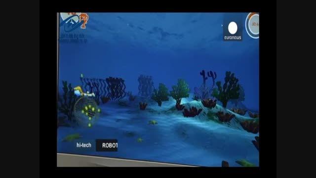 بازی کامپیوتری برای توانبخشی پس از سکته مغزی