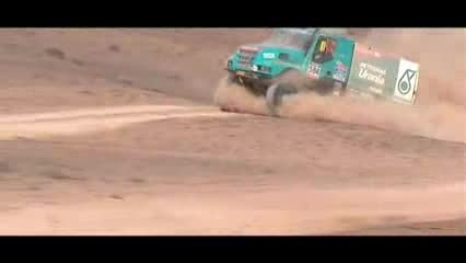 Best Of Truck.Dakar 2015