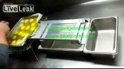 گجت سر آشپز برای جدا كردن زرده تخم مرغ