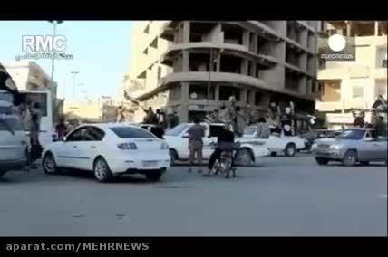 گزارش یورو نیوز درباره اعتیاد گسترده نیروهای داعش