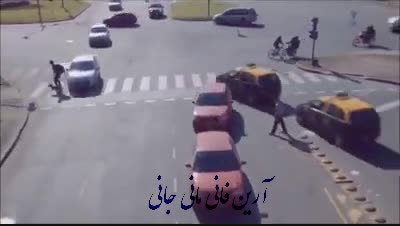 عجیب ترین ترافیک واقعی