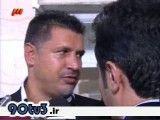 علی دایی و لج کردن با کمیته انضباطی