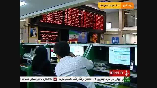 شاخص کل بورس اوراق بهادار تهران